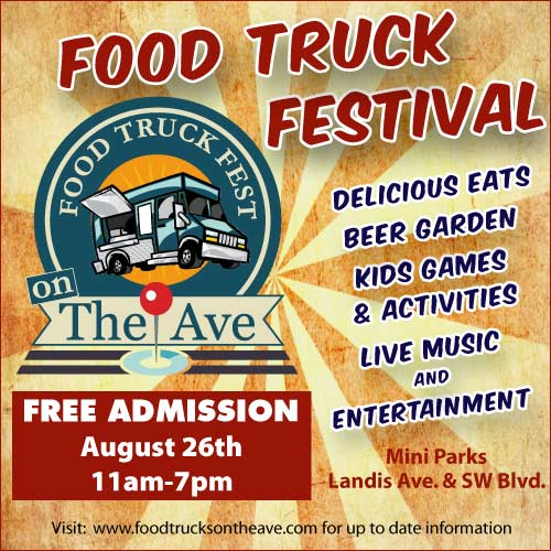 Food Truck Fest On The Ave