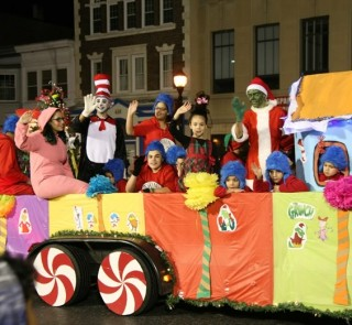 2016 Holiday Parade