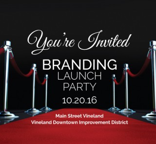 The Ave Branding Launch Event