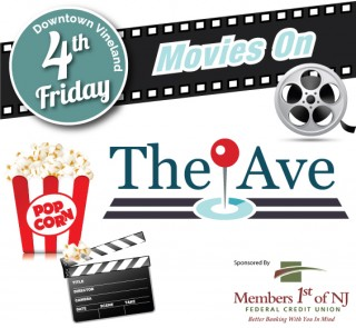 4th Friday - Movies On The Ave
