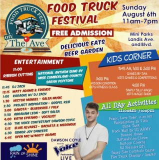 Food Truck Fest on The Ave - Updates