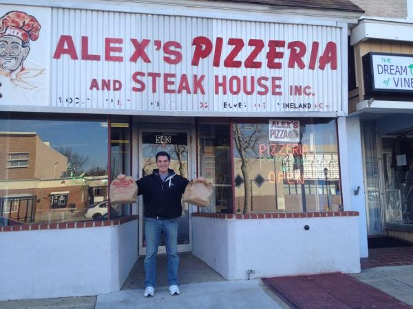 Alex's Pizzeria & Steak House